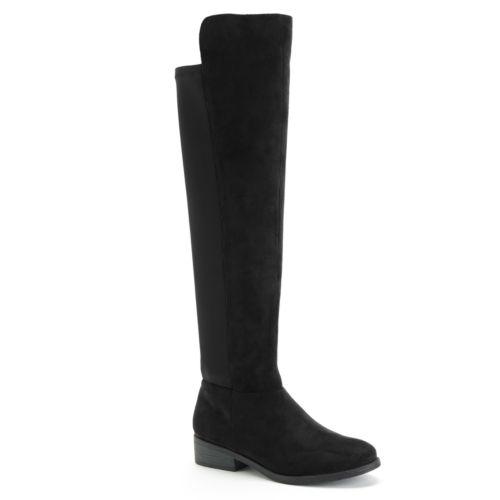 HeartSoul Lucrezia Women's Over-the-Knee Boots