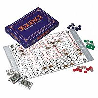 Sequence Deluxe Edition Game by University Games