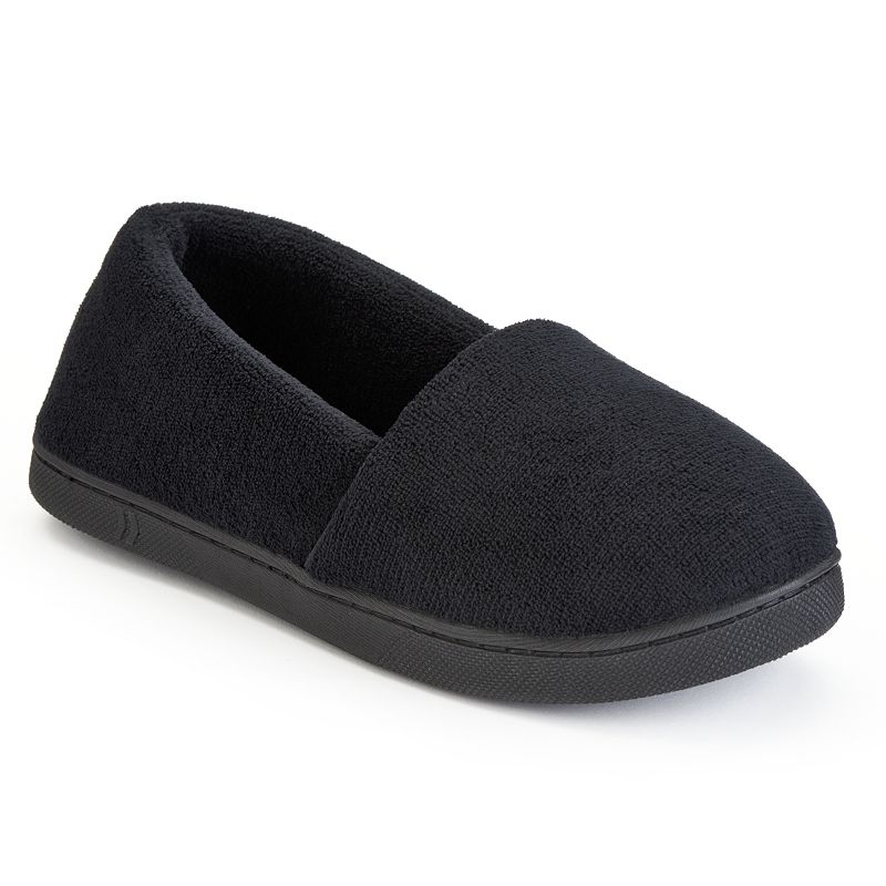 Isotoner Microterry Women's Slippers