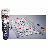 Jumbo Sequence in a Tube Game