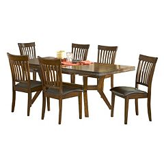 Hillsdale Furniture Arbor Hill 7-pc. Extendable Dining Set by