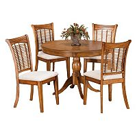 Hillsdale Furniture Bayberry 5-pc. Round Dining Set