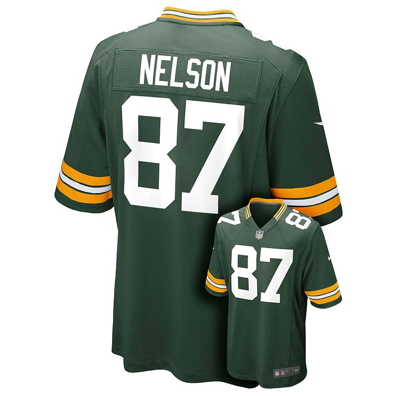 Nike Green Bay Packers Jordy Nelson NFL Jersey - Boys 8-20