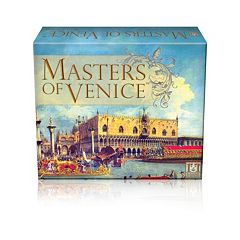 Masters of Venice Board Game by