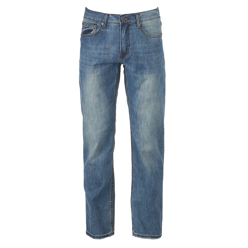 Men's Urban Pipeline® Premium Relaxed Straight Jeans