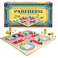 Parcheesi Royal Edition by University Games by