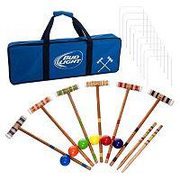 Bud Light Complete Croquet Set