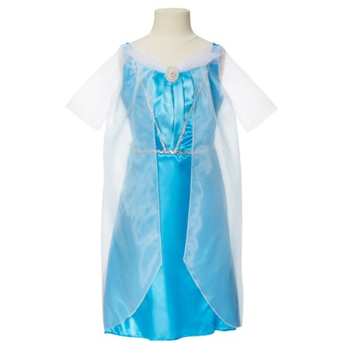 Disney Frozen Elsa Enchanted Evening Dress