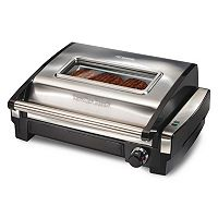 Hamilton Beach Searing Grill with Lid