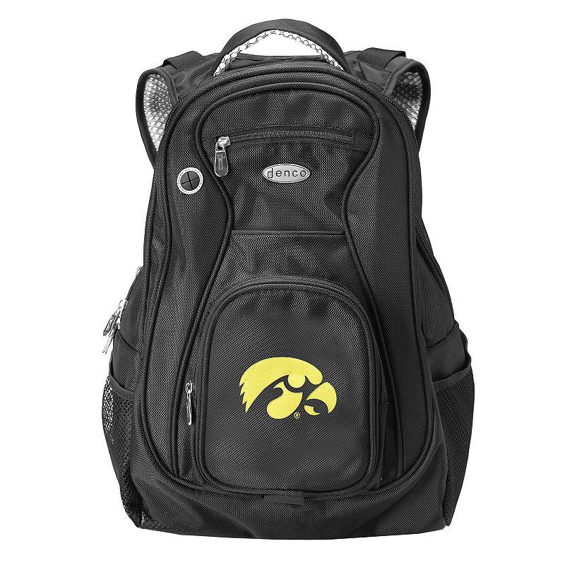 Iowa Hawkeyes 17 1/2-in. Laptop Backpack
