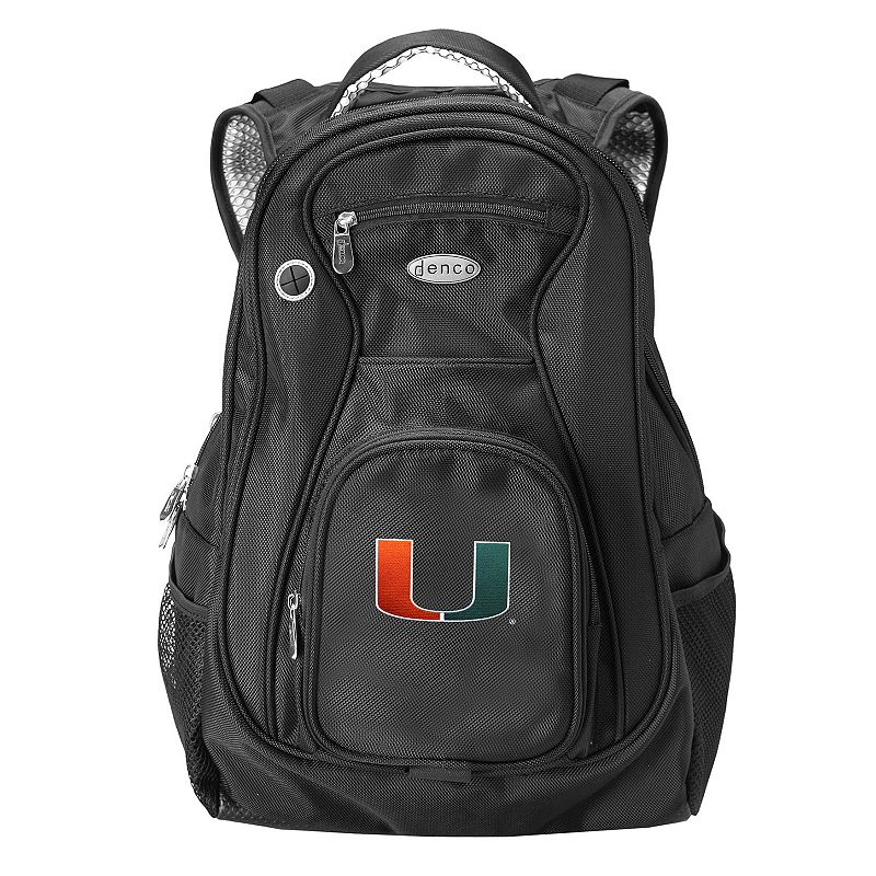 Miami Hurricanes 17 1/2-in. Laptop Backpack