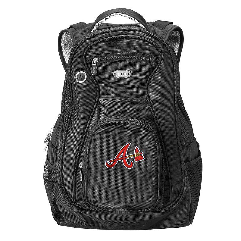 Atlanta Braves 17 1/2-in. Laptop Backpack