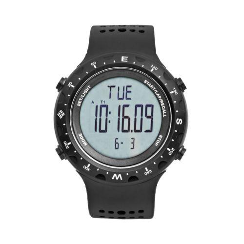 Columbia Men's Singletrak Digital Chronograph Watch