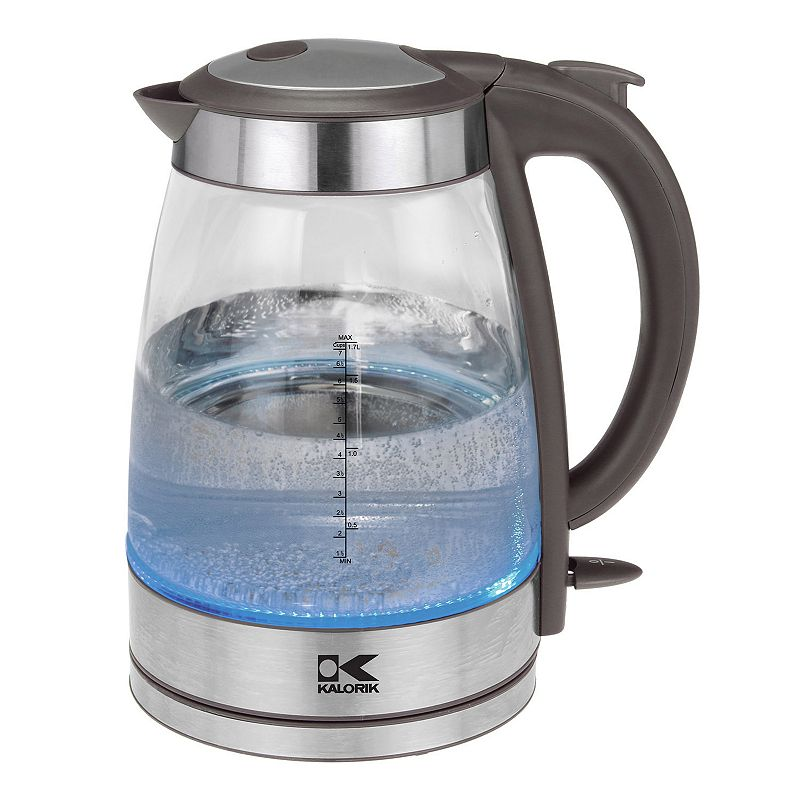 Kalorik Glass Water Kettle