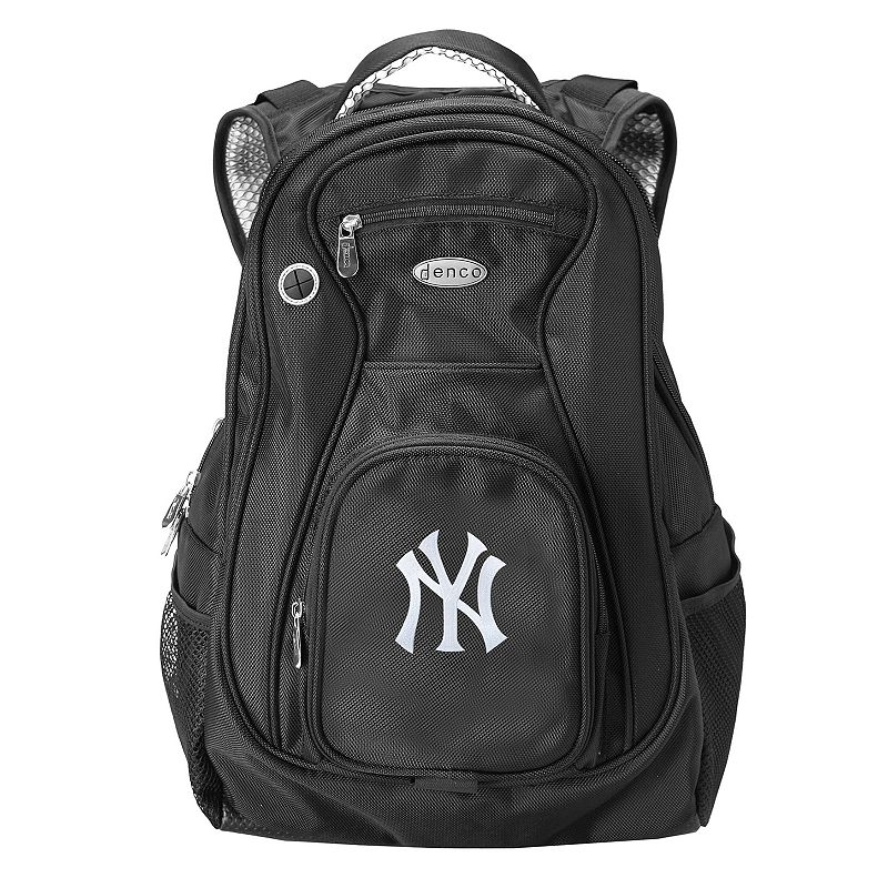New York Yankees 17 1/2-in. Laptop Backpack