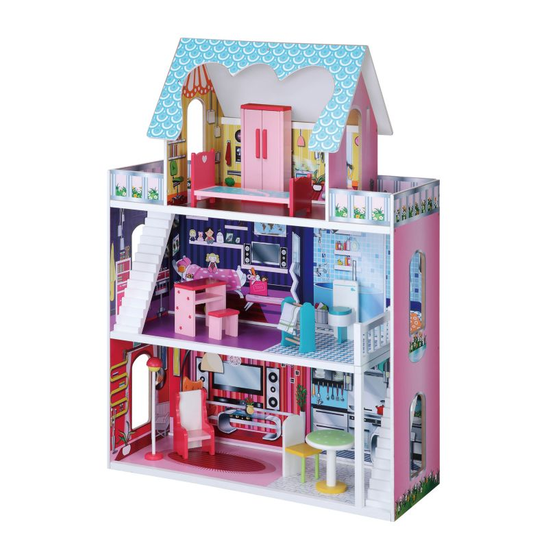 Maxim Dream Dollhouse, Multicolor