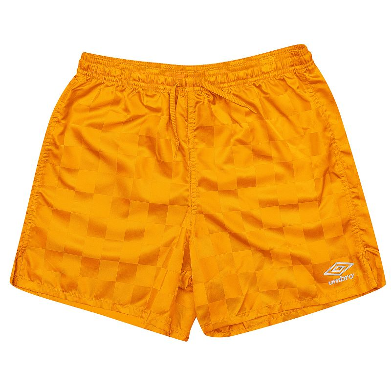 Umbro Checkered Board Shorts - Boys 4-7
