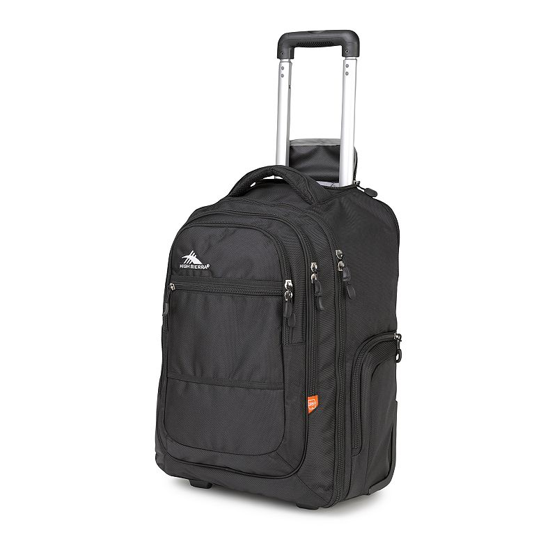 High Sierra Rev 17-in. Wheeled Laptop Backpack