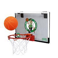 Boston Celtics Game On Hoop Set