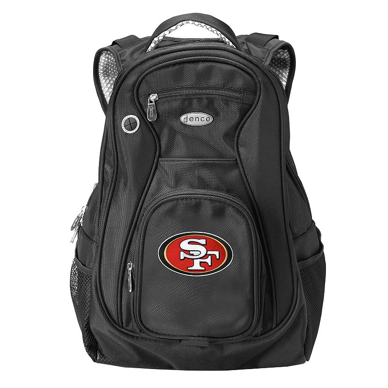 San Francisco 49ers 17 1/2-in. Laptop Backpack
