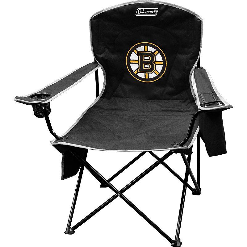 Coleman Boston Bruins Cooler Quad Chair