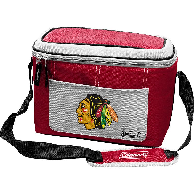Coleman Chicago Blackhawks 12-Can Soft-Sided Cooler