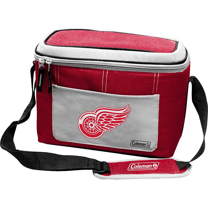 Coleman Detroit Red Wings 12-Can Soft-Sided Cooler
