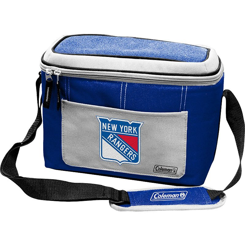 Coleman New York Rangers 12-Can Soft-Sided Cooler
