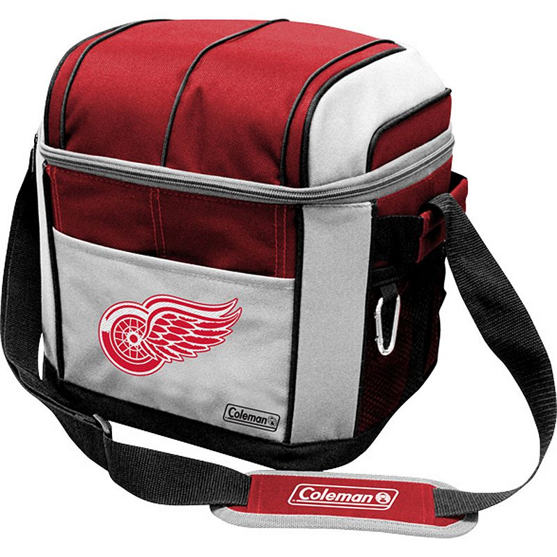 Coleman Detroit Red Wings 24-Can Soft-Sided Cooler