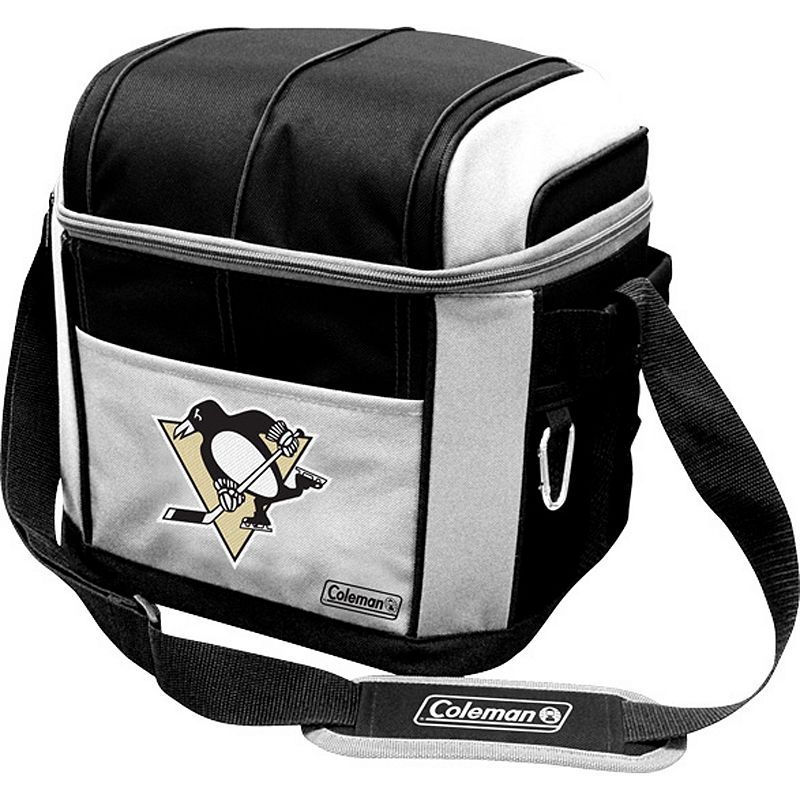 Coleman Pittsburgh Penguins 24-Can Soft-Sided Cooler