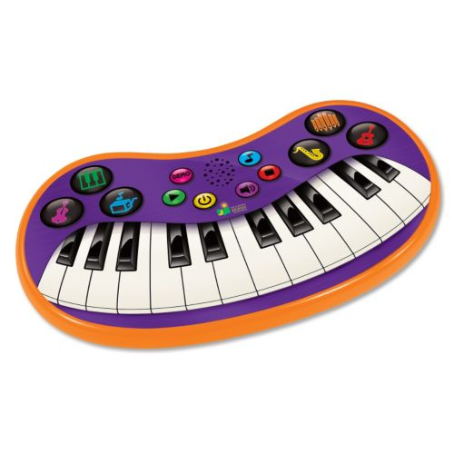 The Learning Journey Touch and Learn Electronic Keyboard