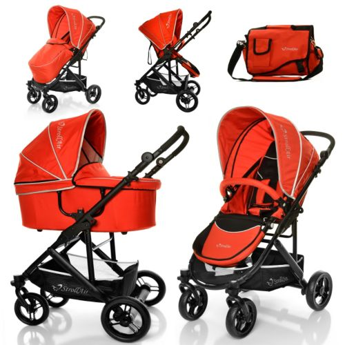 StrollAir Cosmos Convertible Stroller