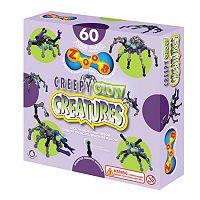 ZOOB 60-pc. Creepy Glow Creatures Modeling Set