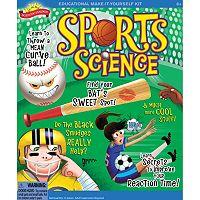 Scientific Explorer Sports Science Kit