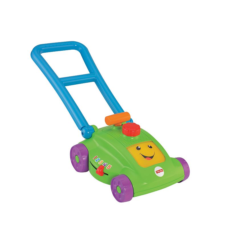 Fisher-Price Laugh and Learn Smart Stages Mower
