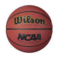 Wilson NCAA Replica Street Basketball