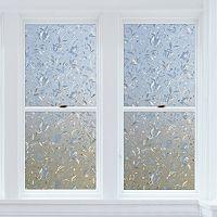 Brewster Home Fashions Floral Window Film