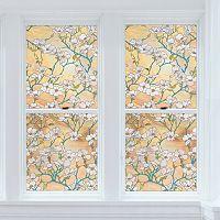 Brewster Home Fashions Dogwood Window Film