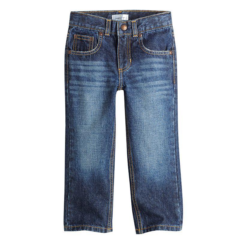 Toddler Boy Jumping Beans® Straight-Leg Jeans
