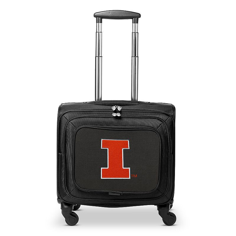 Illinois Fighting Illini 16-in. Laptop Wheeled Business Case