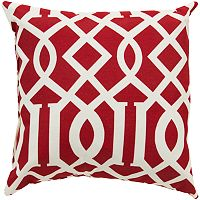 Artisan Weaver Berlin Outdoor Decorative Pillow - 18'' x 18''