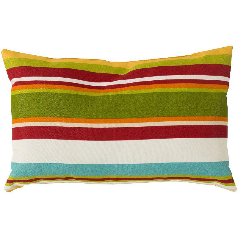 Artisan Weaver Beverly Outdoor Decorative Pillow - 13'' x 20''