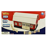 Homewear Red Big Barn