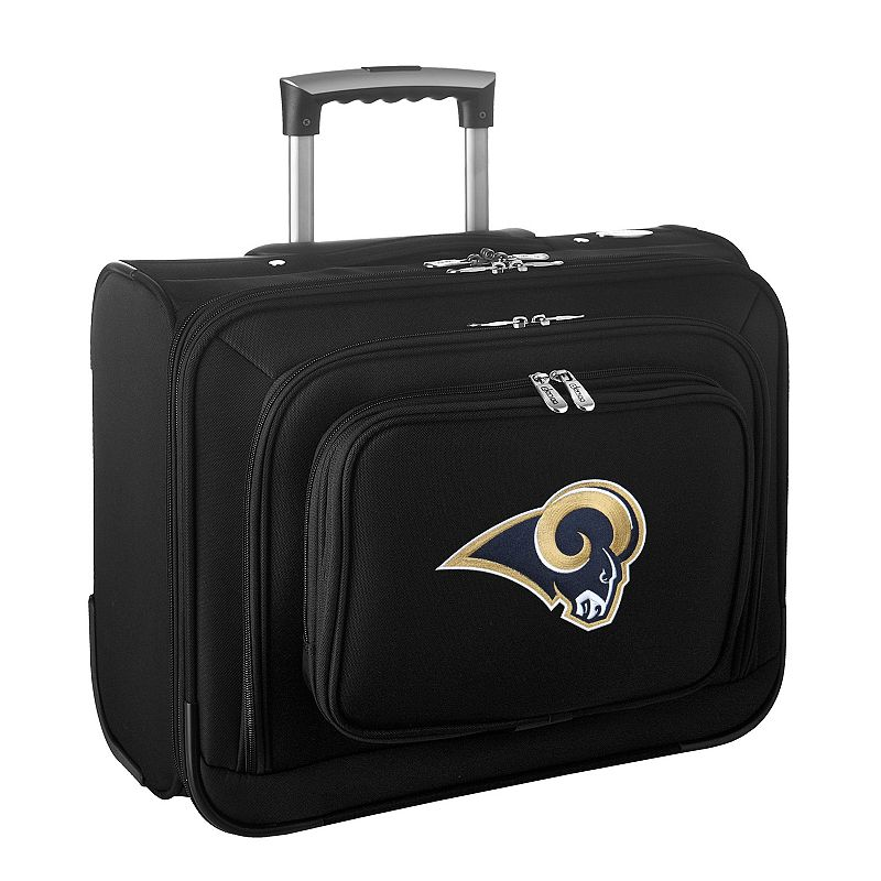 St. Louis Rams 16-in. Laptop Wheeled Business Case
