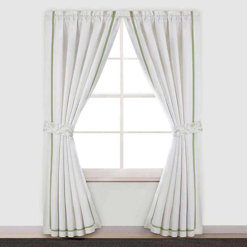 HH Brisbane Curtains - 42'' x 84''