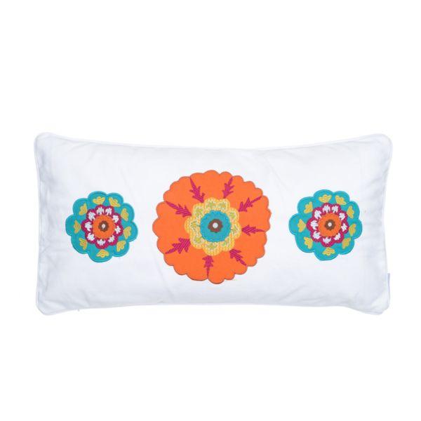 Serendipity Medallion Decorative Pillow