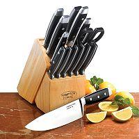 Hampton Forge Continental 15-pc. Cutlery Set