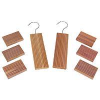 Cedar Fresh 8-pc. Block & Hang Up Set
