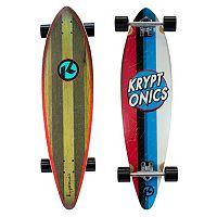 Kryptonics Kailua 38-in. Complete Pintail Longboard