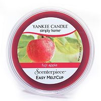 Yankee Candle simply home Scenterpiece Fuji Apple Wax Melt Cup